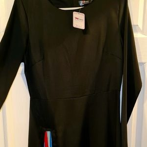 ✅FREE✅POPREAL Womens Size Large dress with 🌈!